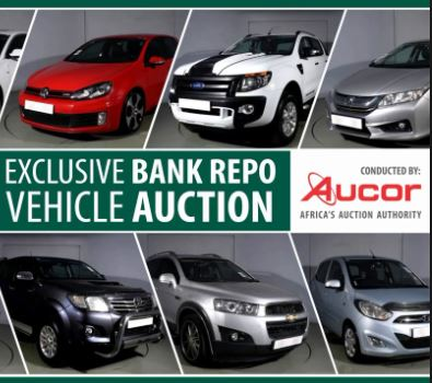 Bank Repossessed Cars at Auctions