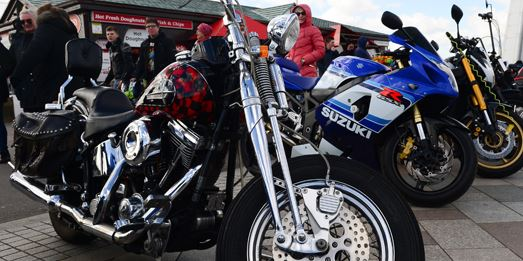 Repossessed Motorcycle Sales
