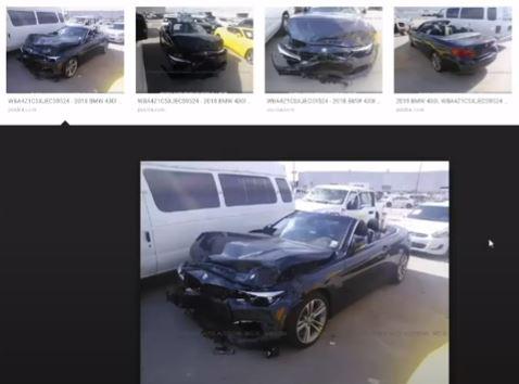 Damaged Car Sales Johannesburg