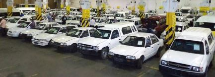 Police Vehicle Auctions
